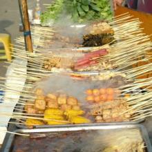 供应长沙食为天1880元学小吃技术+送小吃车+小吃技术加盟188图片