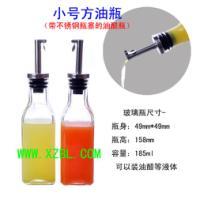 出口玻璃油瓶生产报价徐州厂家