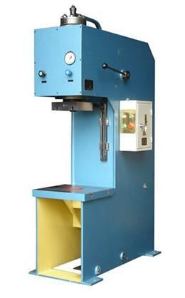 液压机_液压机供货商_供应单臂液压机图片
