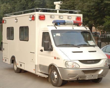 供应应急抢险通讯指挥车