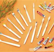 扬州一次性生活日常用品牙膏牙具图片