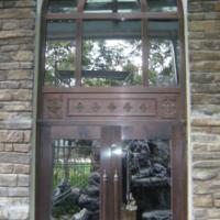 河南铜窗户加工中心 铜窗定做