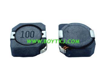 供应贴片功率电感BTCE104R-120M绕线电感器