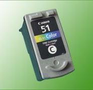 供应Canon佳能PG50/51墨盒佳能CL51兼容墨盒IP2200