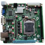微特迈H61工控主板图片