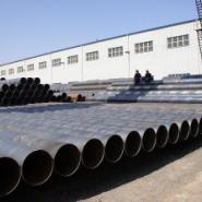 天津大邱庄螺旋钢管厂家图片
