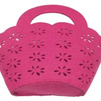 供应环保购物(毛毡)袋,毛毡手提袋,彩色毛毡环保包,毛毡礼品包