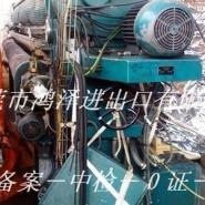 东莞气动点焊机进口报关公司图片
