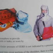 消防员紧急逃生呼吸装置图片