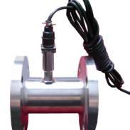 供应液体涡轮流量计/LWGY-25法兰连接