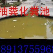苏州园区现代大道高压清洗污水管道图片