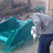 广州矿山机械设备用耐磨防腐涂料图片