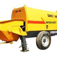 小型混凝土输送泵图片