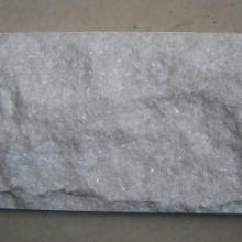 供应白色石英蘑菇石批发