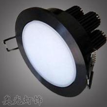 【奥光灯饰】新品促销LED防雾灯LED防雾筒灯LED橱卫灯LED7W批发