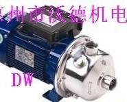 粤华DW8/20/075卧式多级不锈钢泵图片