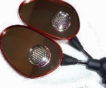 供應正品帶炫彩燈電動車后視鏡MP3/彩燈后視鏡MP3/后視鏡MP3批發