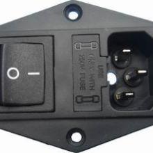 供应电源插座机柜专用插座,温州插座,插座生产厂家
