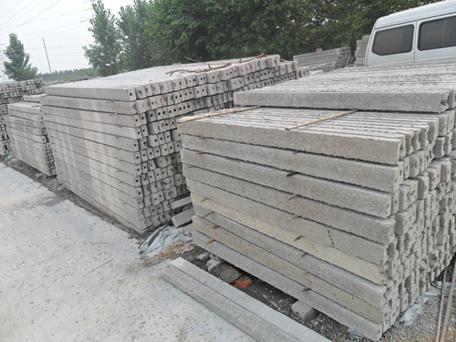 供应青州学山水泥柱子