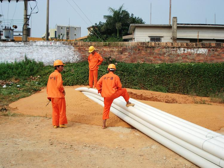 供应邹城市非开挖顶管施工队伍定向钻