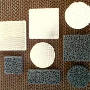 缸体铸造用陶瓷过滤网图片