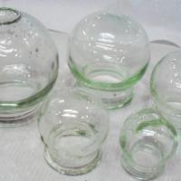 供应玻璃拔火罐(1-5号)
