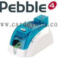 供应深圳证卡打印机价格,PEBBLE4证卡打印机