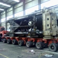 注塑机搬运上海大型注塑机搬运公司,上海哪里有注塑机搬租赁
