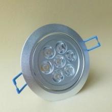 供应7WLED天花灯、7W新款LED天花灯批发