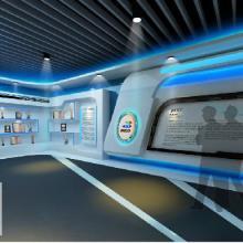 供应专业服务部队展厅设计装修