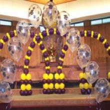供应万圣节气球装饰