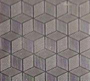 不锈钢压花板,山东立方体不锈钢压花卷板价格,不锈钢花纹板批发报价