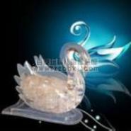 3D水晶拼装积木图片