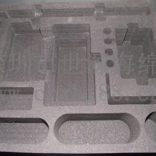 包装防震海绵海绵冲型海绵制品图片