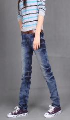 时尚牛仔裤图片/时尚牛仔裤样板图 (1)