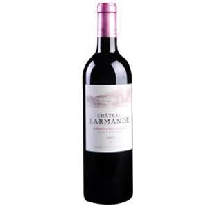 拉曼德古堡干红葡萄酒2005图片