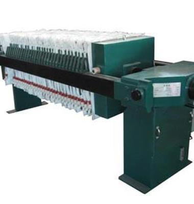 板框式污泥压滤机图片/板框式污泥压滤机样板图 (1)