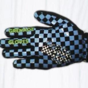 手套丝网印花硅胶图片
