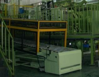 压铸铝镁锌合金传送带图片