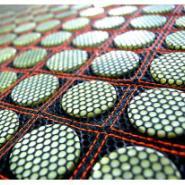 汇海佳岫岩玉石理疗床垫双人床垫图片