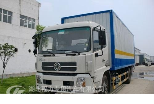 供应东风天锦厢式货车图片