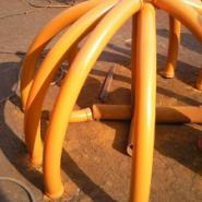 海南混凝土泵车直管弯管首选公司图片