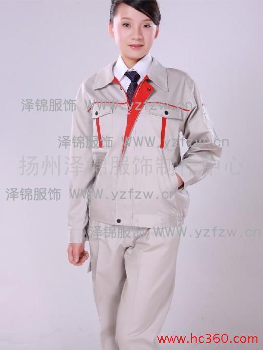 扬州泽锦服饰是扬州厂服定做专家做工精细设计时尚安全耐用!