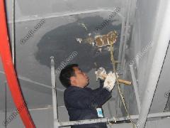 深圳宝安洗手间漏水补漏维修图片
