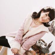 广州便宜皮绒外套大连呢绒大衣外套图片