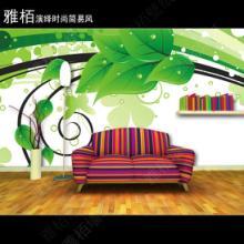 贴家居墙纸的使用方法