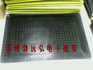 苏州供应全黑抗疲劳地垫(100橡胶)