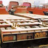 西安到上海的物流货运专线图片