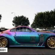 即丽超级汽车变色龙漆图片