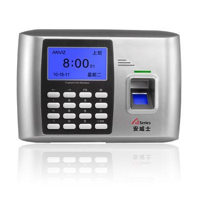 供应安威士全国供应A系列A300指纹考勤机